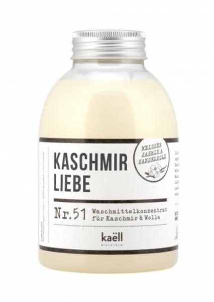 """KAËLL Waschmittelkonzentrat """"Kaschmirliebe"""" für Kaschmir und Wolle"""